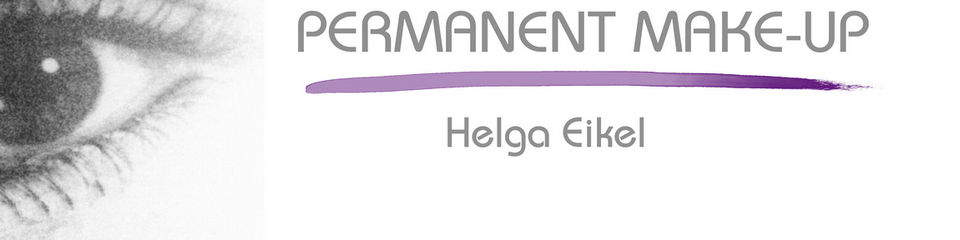 Logo Permanent Make-Up Helga Eikel